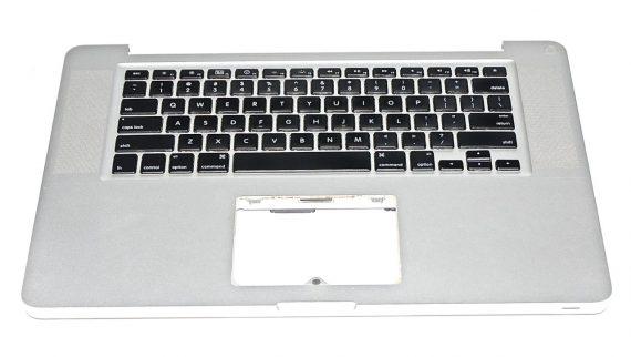 "Original Apple Topcase / Tastatur Englisch MacBook Pro 15"" Model A1286 Mid 2009 -0"