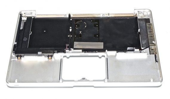 "Original Apple Topcase / Tastatur Englisch MacBook Pro 15"" Model A1286 Mid 2009 -5820"