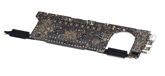"Logicboard MainBoard 2,5GHz MacBook Pro 13"" Retina Late 2012 / Early 2013 Model A1425 -5858"