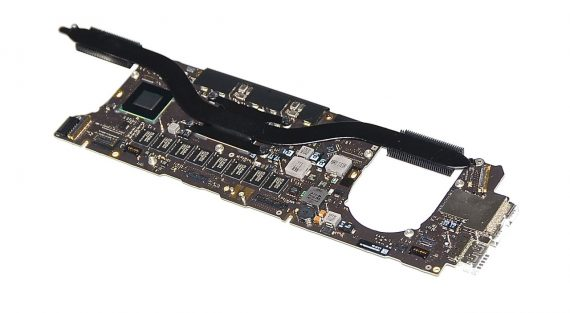 "Logicboard MainBoard 2,5GHz MacBook Pro 13"" Retina Late 2012 / Early 2013 Model A1425 -0"