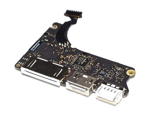 "Rechts I/O Board 820-3199-A MacBook Pro 13"" Retina Late 2012 / Early 2013 Model A1425 -0"