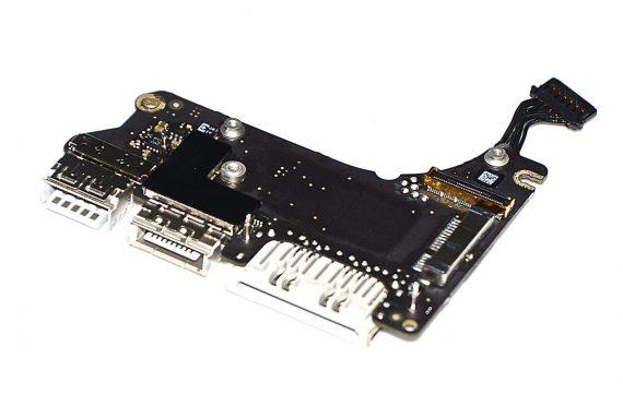 "Rechts I/O Board 820-3199-A MacBook Pro 13"" Retina Late 2012 / Early 2013 Model A1425 -5863"