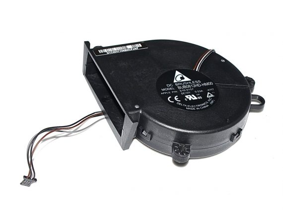 "Original Apple Fan / Lüfter BUB0812HD-HM00 610-0157 für Thunderbolt Display 27"" Model A1407-0"