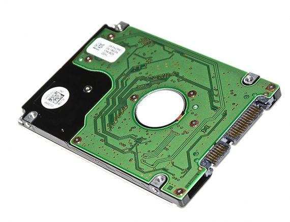 """MacBook Pro 17"""" Festplatte 2,5"""" SATA Hitachi 250GB HTS542525K9SA00 Model A1261-6083"""