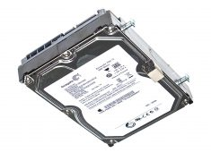 "Festplatte Seagate 1TB ST31000528AS 655-1565B für iMac 21.5"" A1311 Mid 2010-0"