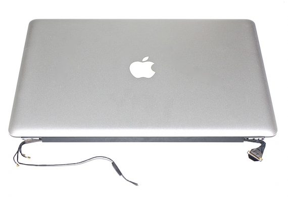 "Original Apple Komplett Display Assembly / LCD / Screen MacBook Pro Unibody 15"" Early 2011 / Late 2011 A1286 -6198"