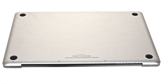 "Original Apple Lower Case / Gehäuse Unterteil MacBook Pro 15"" Mid 2009 A1286 922-9043-0"