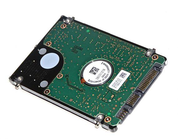 "Original Festplatte 2,5"" SATA SAMSUNG 500GB ST500LM012 655-1786B MacBook Pro 13"" Mid 2012 Model A1278 -6489"