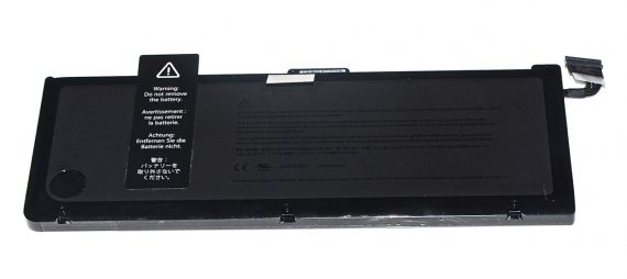 "Original Apple Akku / Batterie 423 Ladezyklen A1309 020-6313-C MacBook Pro 17"" Model A1297 Mid 2010 -0"