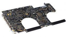 "Original Apple Logicboard / Mainboard 2,53GHz i5 820-2849-A MacBook Pro 17"" Model A1297 Mid 2010 -0"
