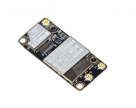 "Original Apple AirPort / Bluetooth Card BCM943224PCIEBT 607-6426-A MacBook Pro 17"" Model A1297 Mid 2010 -0"