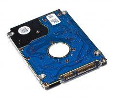 """Original Apple Festplatte 2,5"""" SATA Hitachi 500GB HTS545050B9SA02 MacBook Pro 17"""" Model A1297 Mid 2010 -6591"""