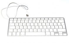 "Keyboard Tastatur Deutsch USB A1242 iMac 27"" A1312 Late 2009 -0"