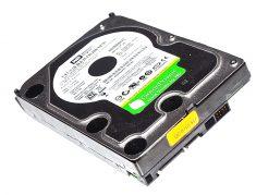 """Festplatte 3,5"""" Western Digital 500GB WD500AAVS iMac 24"""" Mid 2008 Model A1225-0"""
