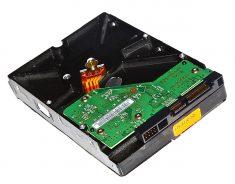 """Festplatte 3,5"""" Western Digital 500GB WD500AAVS iMac 24"""" Mid 2008 Model A1225-6673"""