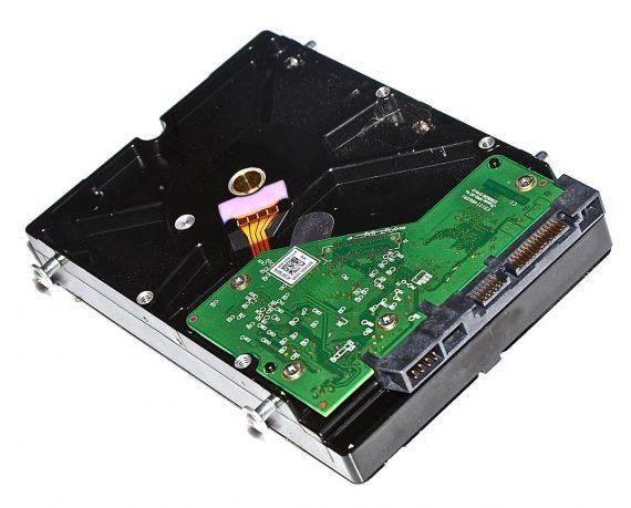 """Festplatte 3,5"""" Western Digital 3TB WD30EURS -73TLHY0 iMac 24"""" Mid 2008 Model A1225-6679"""