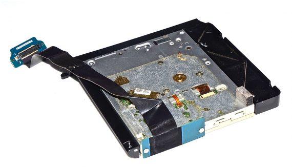 "SuperDrive / Laufwerk UJ-85J-C 678-0554A iMac 24"" Mid 2008 Model A1225-6682"