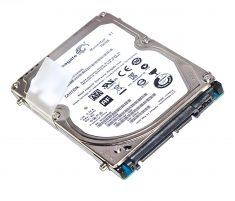 "Original Festplatte 2,5"" SATA Seagate 750GB ST750LX003 MacBook Pro Unibody 15"" Early 2011 / Late 2011 A1286-0"