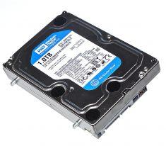 """Western Digital Festplatte 3,5"""" 1TB WD10EALX-009BA0 iMac 24"""" Mid 2008 Model A1225-0"""