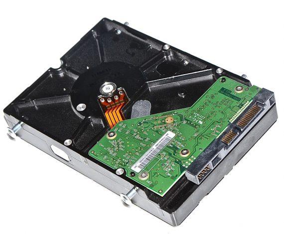 """Western Digital Festplatte 3,5"""" 1TB WD10EALX-009BA0 iMac 24"""" Mid 2008 Model A1225-6709"""
