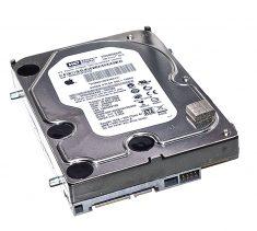 """Festplatte 3,5"""" Western Digital 640GB WD6400AAKS-40H2B0 655-1528A iMac 24"""" A1225 Early 2009-0"""
