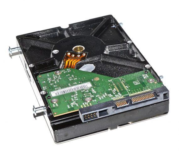 """Festplatte 3,5"""" Western Digital 640GB WD6400AAKS-40H2B0 655-1528A iMac 24"""" A1225 Early 2009-6746"""