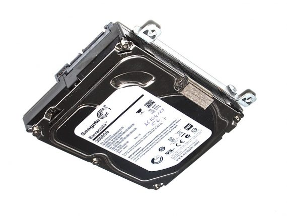 "Festplatte Seagate 3TB ST3000DM001 iMac 27"" A1312 Late 2009-0"