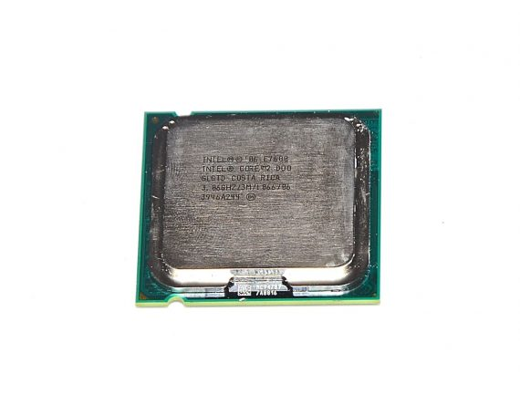 "Original Intel E7600 Core 2 DUO 3,06GHz iMac 21.5"" Late 2009 A1311-6799"