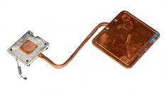 "Original Video Card Heatsink mit Sensor 730-0570-B 593-0999 iMac 21.5"" Late 2009 A1311-0"