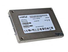 "Festplatte SSD Crucial 256GB CT256M4SSD2 MacBook Unibody 13"" Late 2008 / Mid 2008 A1278-6824"