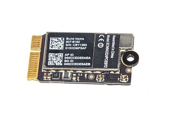 "Original Apple AirPort / Bluetooth Karte BCM943224PCIEBT2 607-8182 MacBook Air 11"" Model A1370 Mid 2011 661-6053-0"