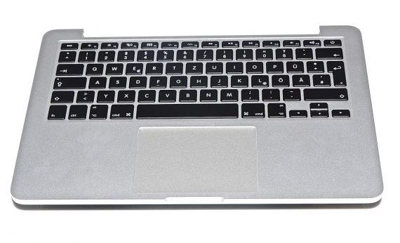 "Original Apple Topcase & Trackpad & Tastatur Deutsch mit Akku MacBook Pro 13"" Retina A1502 Late 2013 -0"