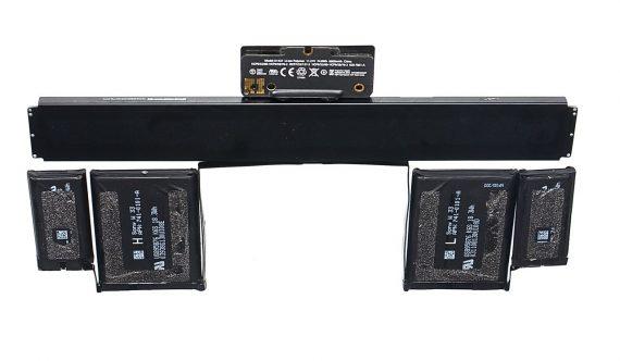"Akku / Batterie A1437 020-7851-A MacBook Pro 13"" Retina Late 2012 / Early 2013 Model A1425 923-0225-0"