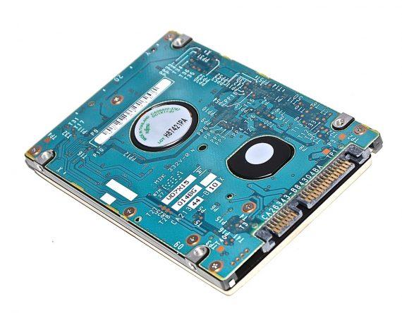 "FUJITSU Festplatte 2,5"" SATA 160GB MHW2160BH 655-1369 MacBook Pro 15"" A1226-6908"
