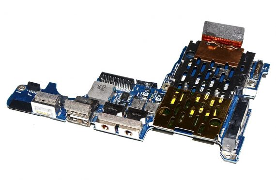 "Original Apple IO / DC / MagSafe Audio Board 820-2273-A MacBook Pro 15"" Model A1226 -0"