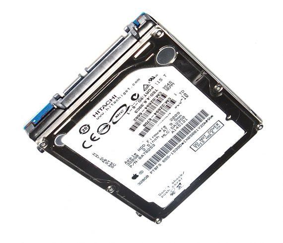 Hard Drive / Festplatte HITACHI 320GB 655-1539D Mac Mini A1347 Mid 2010 -0