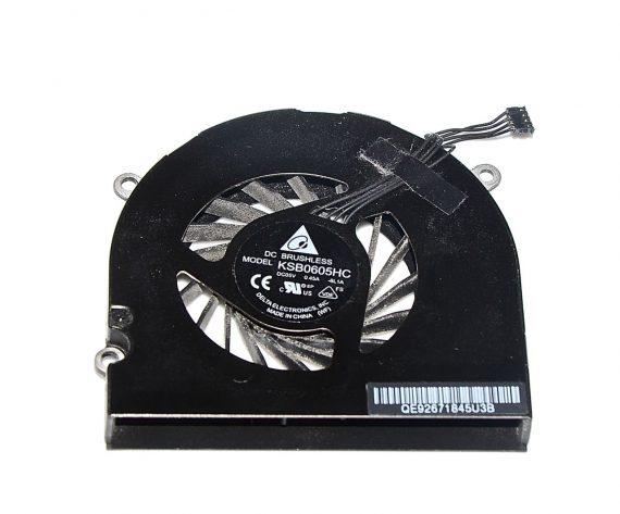 """Original Apple Fan / Lüfter KSB0605HC MacBook Pro 15"""" Model A1286 Mid 2009 661-4951-0"""