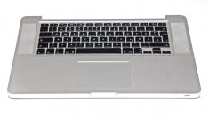 "Topcase & Tastatur & Trackpad MacBook Pro 15"" Model A1286 Mid 2009 -0"