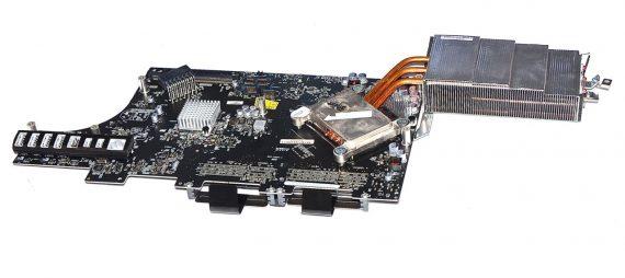 "Logicboard Mainboard 3,1GHz Core i5 820-2828-A 639-2187 iMac 27"" A1312 Mid 2011 -0"