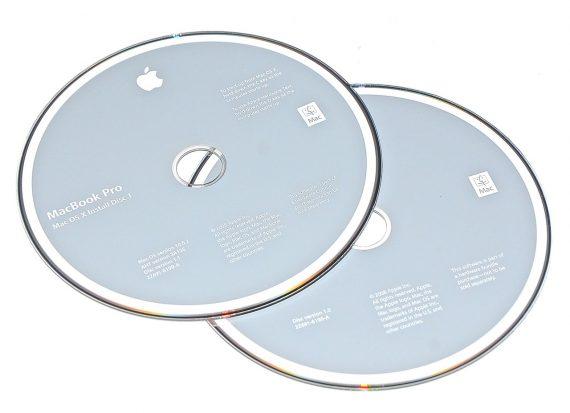 Original Apple Restore DVD MAC OS X version 10.5.2 2Z961-6199-A MacBook Pro-0