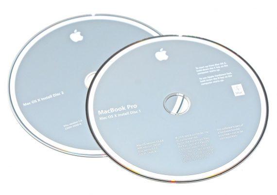 Original Apple Restore DVD MAC OS X 2006 10.4.8 2Z961-5948-A MacBook Pro-0