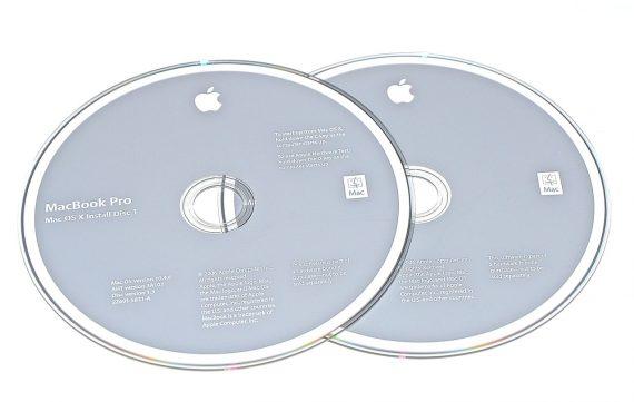 Original Apple Restore DVD MAC OS X 2006 10.4.6 2Z961-5831-A MacBook Pro-0