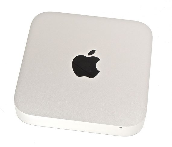 Original Apple Housing / Gehäuse Mac Mini A1347 Mid 2010 -0