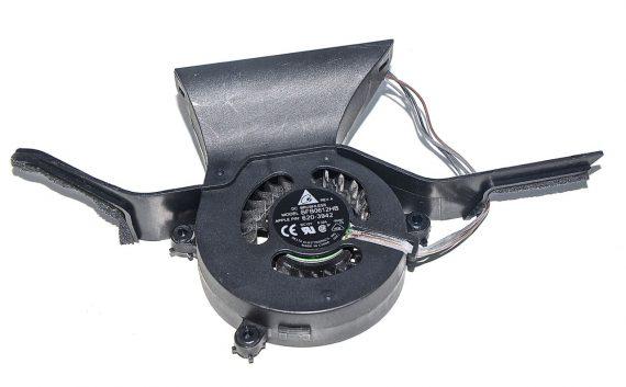 "HDD Fan / Lüfter BFB0612HB 620-3942 iMac 24"" A1225 Mid 2007-0"