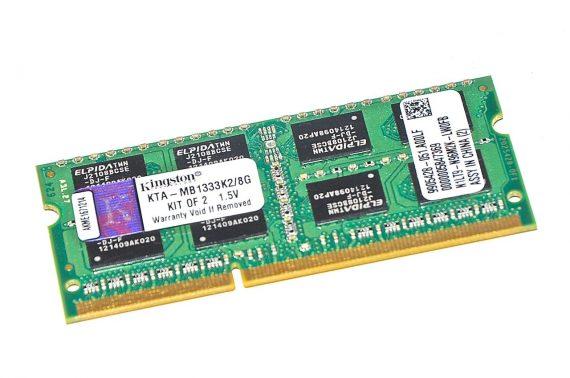 Arbeitsspeicher RAM Kingston PC3-10600 DDR3 1333MHz 4GB-0