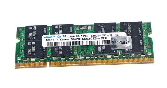 Arbeitsspeicher RAM Samsung PC2-5300 DDR2 667MHz 2GB-0