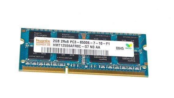 Arbeitsspeicher RAM Hynix PC3-8500 DDR3 1066MHz 2GB-0