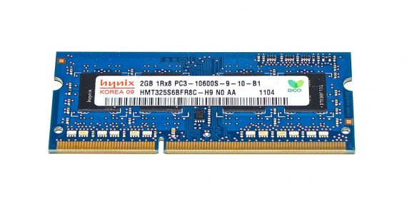 Arbeitsspeicher RAM Hynix PC3-10600 DDR3 1333MHz 2GB-0
