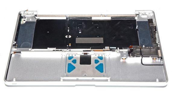 "Topcase & Tastatur Deutsch &Trackpad MacBook Pro 17"" Model A1297 Early / Mid 2009-7360"