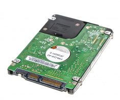 "Original HDD Festplatte Western Digital 500GB WD5000BEVT-35A0RT0 MacBook Pro 15"" Model A1286 Late 2008 / Early 2009-7407"